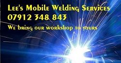 Lee's Mobile Welding Sheffield